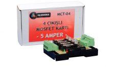 MOSFET ÇIKIŞ KARTI MCT-04