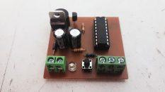 Hareket Sensörlü Alarm Devresi PİC BASİC ve HC-SR501